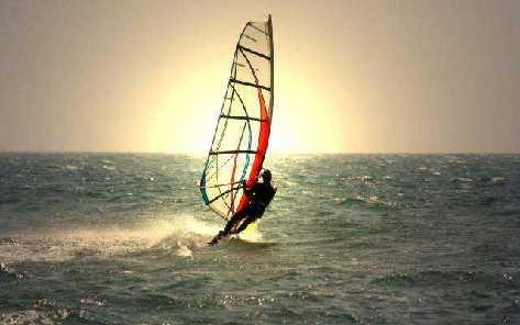 第七届天下军运会风帆项目测试赛20日开赛