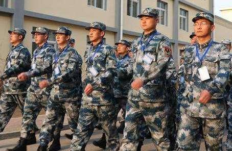 中部战区空军生理办事中央挂牌建立