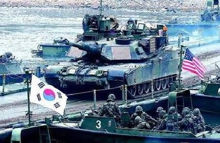"""韩美第八轮军费会商不同较大 将进入""""加时阶段"""""""