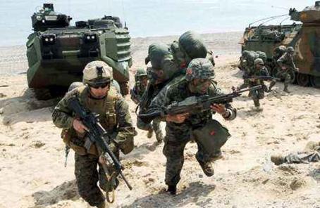 韩美第八轮军费会商又谈崩 不同未减少