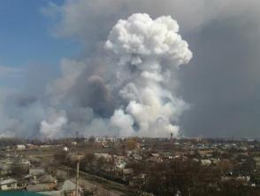 乌克兰因爆炸损失40%弹药 超过战争中所用弹药