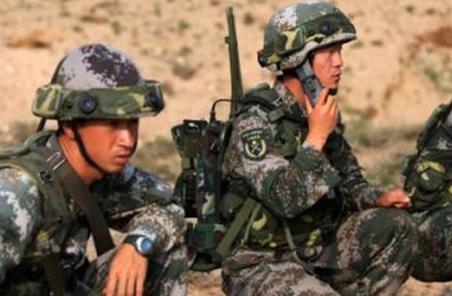 """西部战区陆军举行""""奇兵""""系列比武竞赛"""