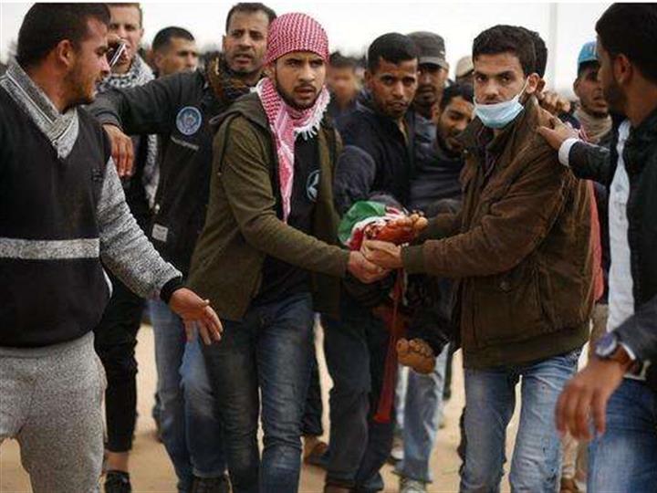 5名巴勒斯坦人在沖突中被以軍士兵開槍打死
