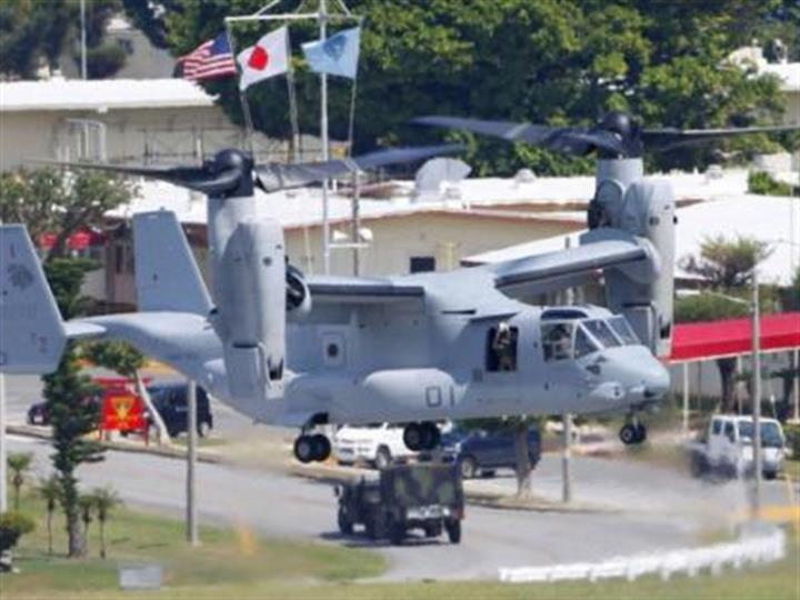 日本沖繩縣決定就美軍基地搬遷問題進行公投