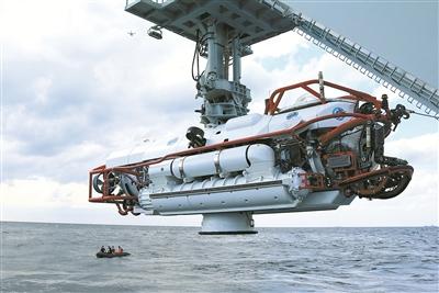 北部戰區海軍立體救援,為潛艇開辟生命通道