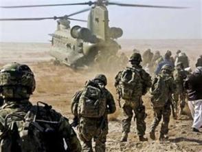 俄專家:美國將在阿富汗大量使用私人軍事公司