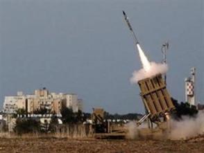 以軍稱加沙地帶10次火箭彈來襲 成功攔截其中2枚