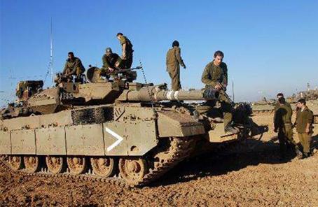 7名巴勒斯坦人在以军事行动中死亡