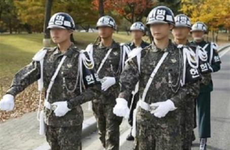 """韓國清除日本殖民遺毒! 把""""憲兵""""改為美式稱呼"""