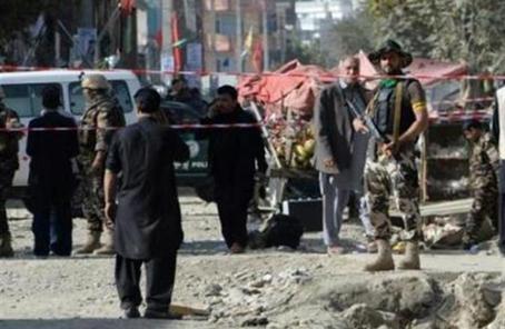 阿富汗首都发生自杀式炸弹袭击 3人死亡8人受伤