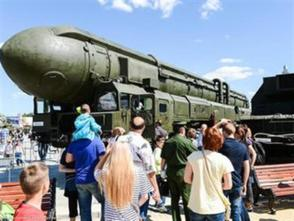 北约称不会增加部署核武器 呼吁俄遵守中导条约