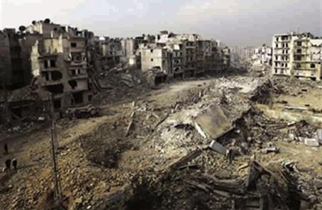 拼殺在街頭巷尾 ——看敘利亞巷戰武器運用