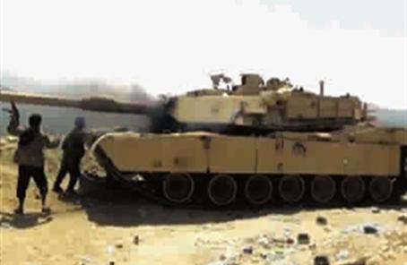 """美制最强坦克被""""拖鞋军""""收拾了"""