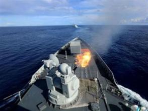 从长沙舰看中国海军实战化训练