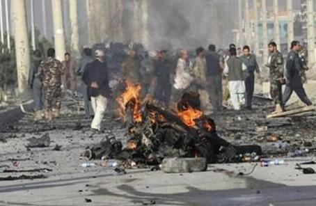 阿富汗两名官员遭塔利班爆炸袭击身亡