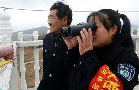 刘军夫妇:坚守在塞罕坝林场的瞭望员