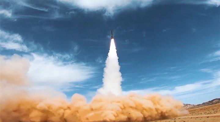 硬核力量!中國火箭軍2021年形象片發布