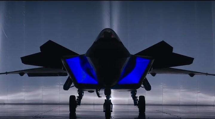 超科幻!中航工業發布殲-20首飛10周年高燃宣傳片