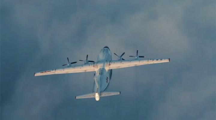 國産運8飛機空中航拍首次曝光