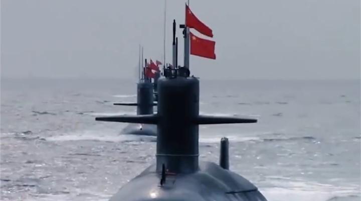 拉風!速看核潛艇部隊超燃混剪