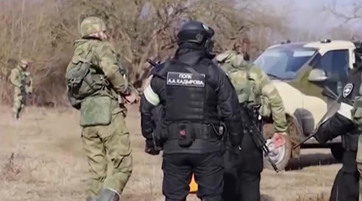 俄在車臣共和國消滅5名恐怖分子