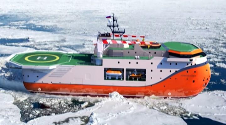 俄羅斯為北極開發浮動機場