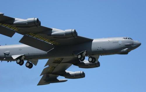 美不遺余力攪局中東:B52轟炸機2個月內5次飛中東