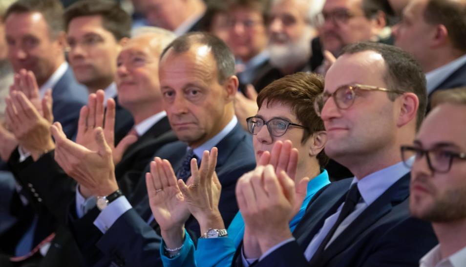 後默克爾時代即將到來,德國政壇走向尚不明:接班人爭奪戰打響