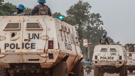 恩迪亞耶:中非共和國武裝襲擊仍將持續 維和部隊急需增員