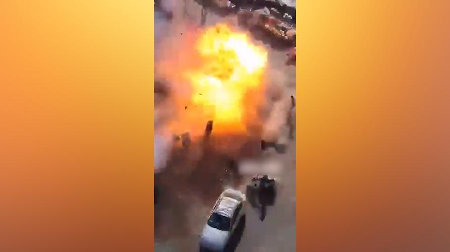 """外媒:""""伊斯蘭國""""宣稱對巴格達連環爆炸案負責"""