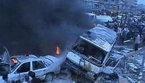 巴格達發生自殺式連環爆炸 近百人傷亡
