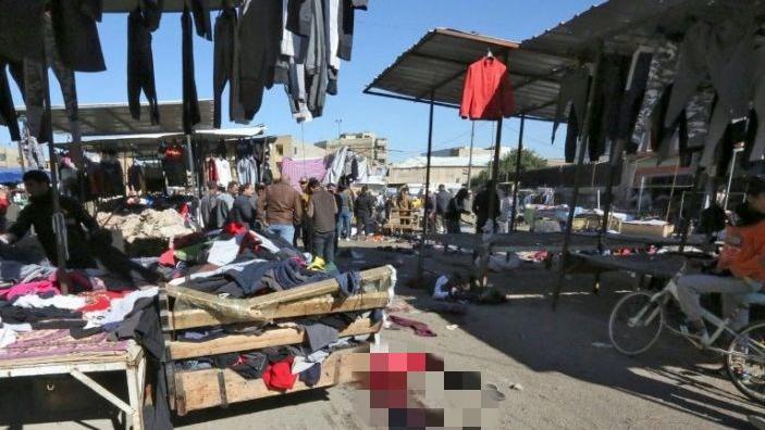 伊拉克連環爆炸細節:襲擊者裝病吸引注意隨後自爆