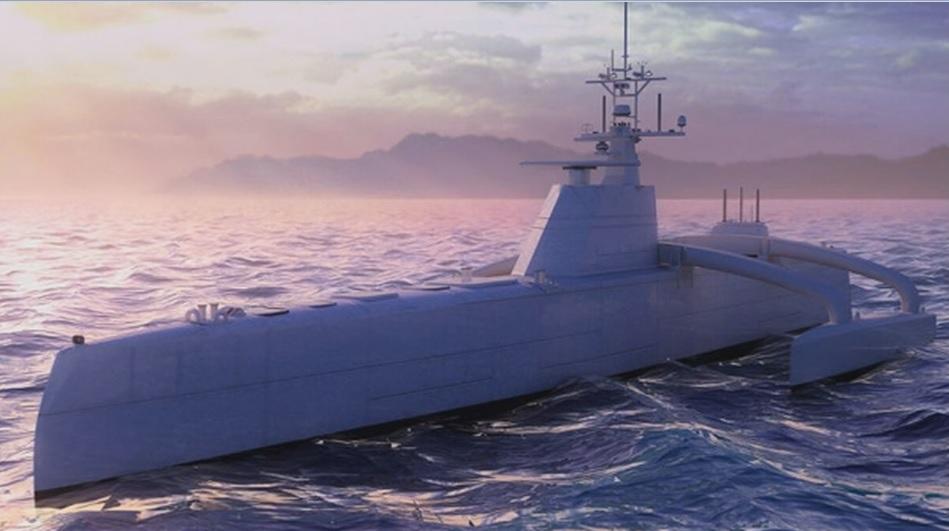 俄媒:美軍押寶無人艦艇延續海上霸權
