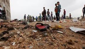 """""""伊斯蘭國""""認領伊拉克自殺式炸彈襲擊"""