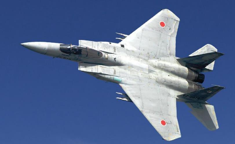 沒錢了!日媒:日本政府擬放棄升級 F-15J戰機