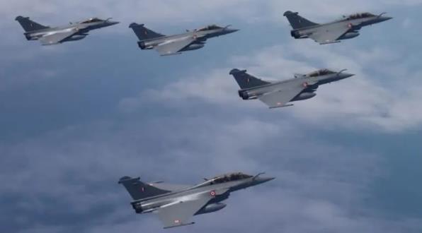 印度想用機海戰術壓倒中國?結果美專家立刻就來打臉