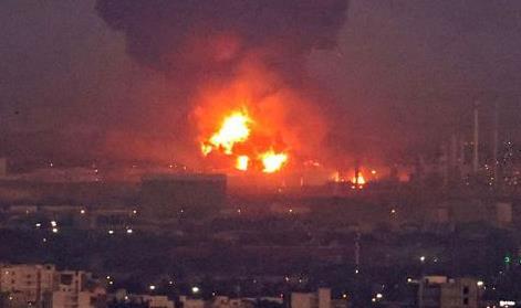 一個月內 塞爾維亞一軍工廠發生兩次爆炸