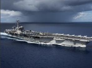"""美媒:""""卡爾·文森""""號航母打擊群將前往印太,護航艦艇有重大變化"""