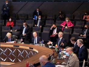 美國前大使:烏克蘭總統不應在北約峰會前夕提出加入北約問題