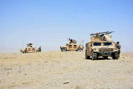 阿富汗安全部隊與塔利班衝突加劇 拜登將會見阿總統