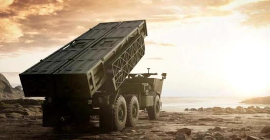 美媒:美軍動用無人火箭炮模擬反艦 為新導彈做準備