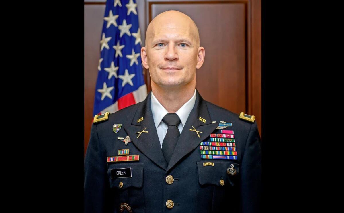 一名美軍上校被發現死于軍事基地辦公室內 死因不明