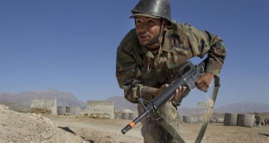 在阿富汗的中國人談安全狀況:營地周邊地區警報頻傳,時常聽到槍聲