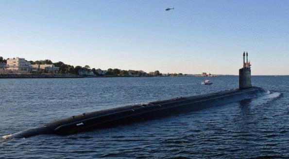 美國拉英澳組建軍事小集團 要以核潛艇武裝澳大利亞