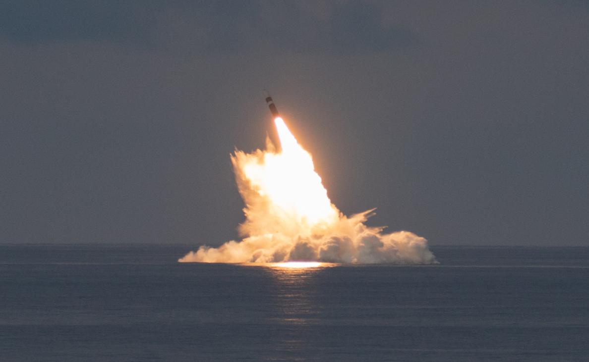 """美軍出動核潛艇試射兩枚戰略導彈 還強調""""不是在展示權力"""""""