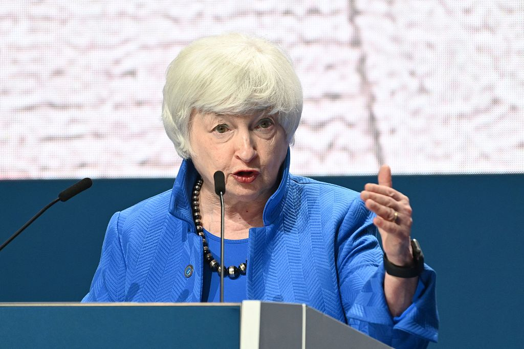 美財長警告債務僵局恐致美陷入經濟災難:屆時社保停發軍隊斷餉