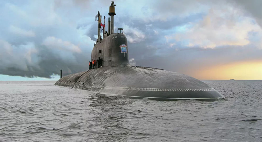 """""""紅寶石""""設計局向俄軍方提交數個第五代潛艇方案 """"自費""""推進兩大項目"""