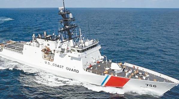 """美海岸警衛隊擴充艦艇採購 要搞""""第二海軍""""維護對外霸權?"""