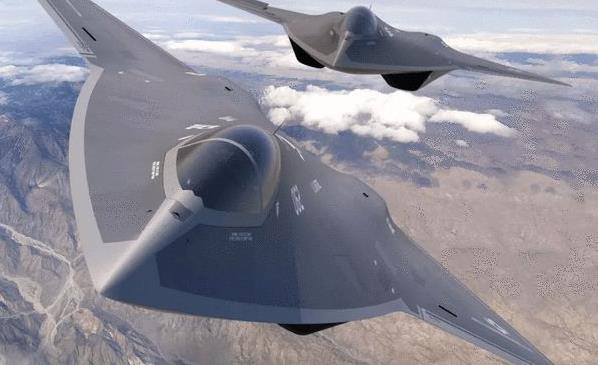 俄專家:巨資研發五代機無果 美軍又押注第六代戰機