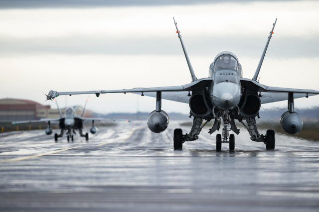 """想至少再戰10年!加拿大巨資採購新雷達等升級老舊""""大黃蜂""""戰機"""